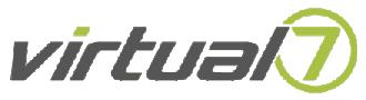 Virtual7 Logo